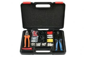 7532 Non Insulated Terminal & Anderson Type Plug Tool Kit